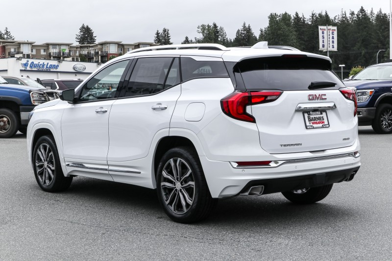 GMC Terrain 2020 price $44,262