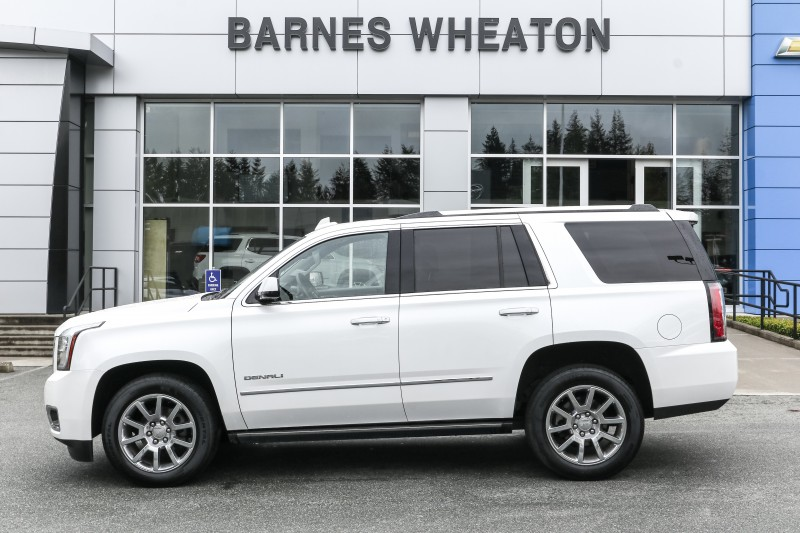 GMC Yukon 2016 price $51,788
