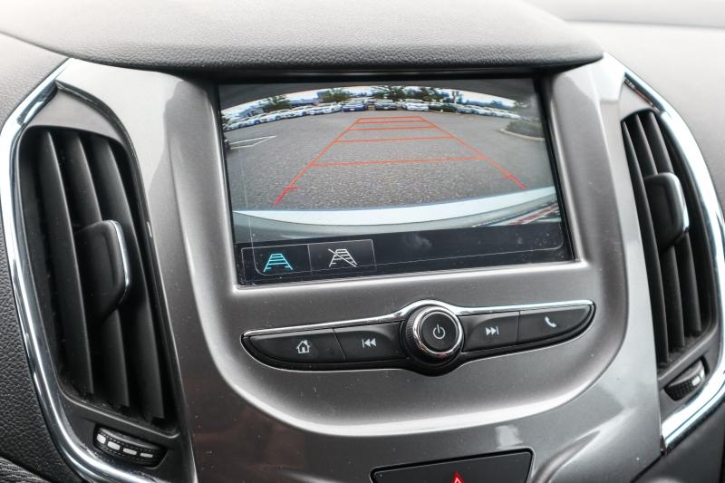 Chevrolet Cruze 2017 price $16,900