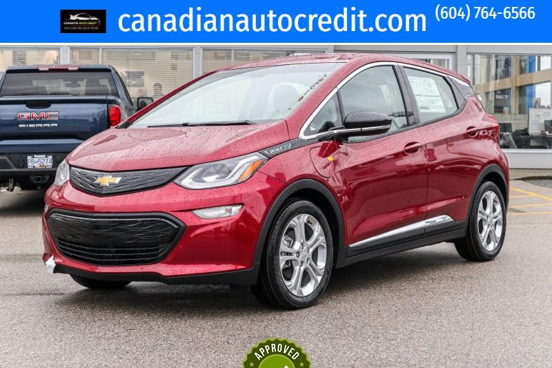 Chevrolet Bolt EV 2020 price $44,693
