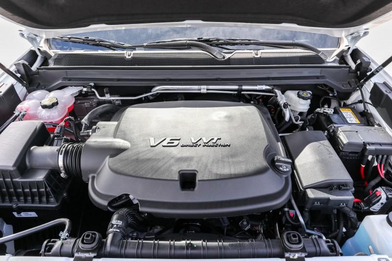 Chevrolet Colorado 2020 price $52,553