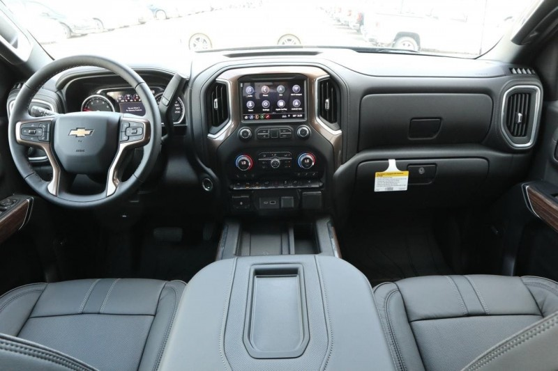Chevrolet Silverado 1500 2019 price $71,140
