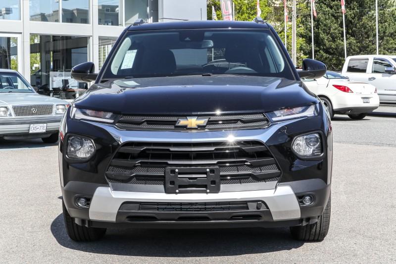 Chevrolet Trailblazer 2021 price $31,188