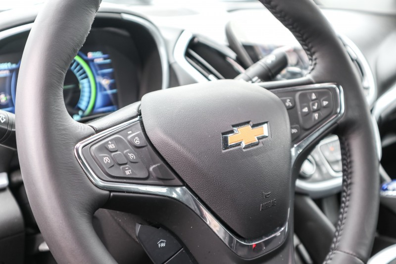 Chevrolet Volt 2018 price $33,498