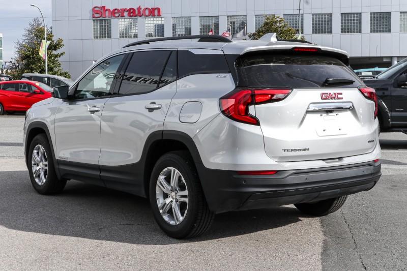GMC Terrain 2020 price $37,206