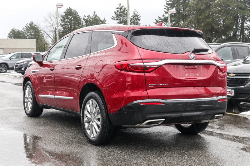 Buick Enclave 2020 price $62,383