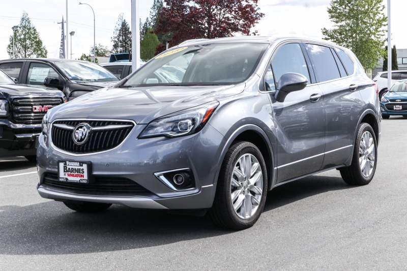 Buick Envision 2019 price $41,899