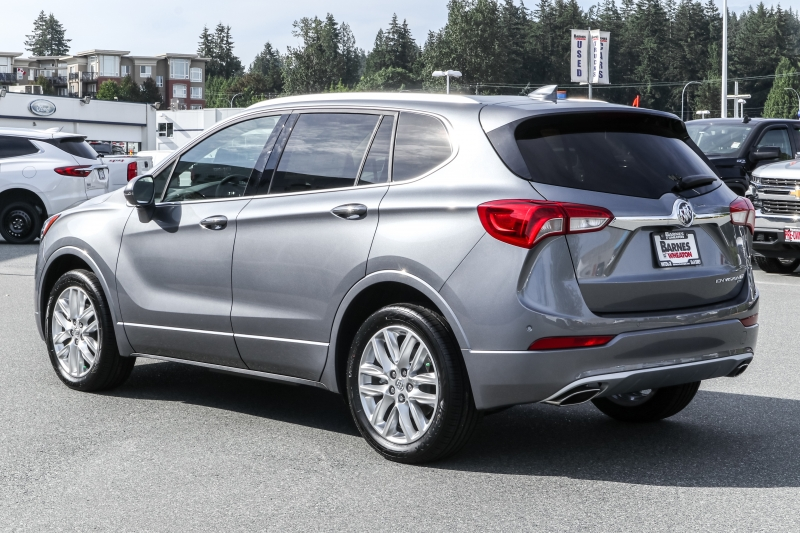 Buick Envision 2020 price $49,110