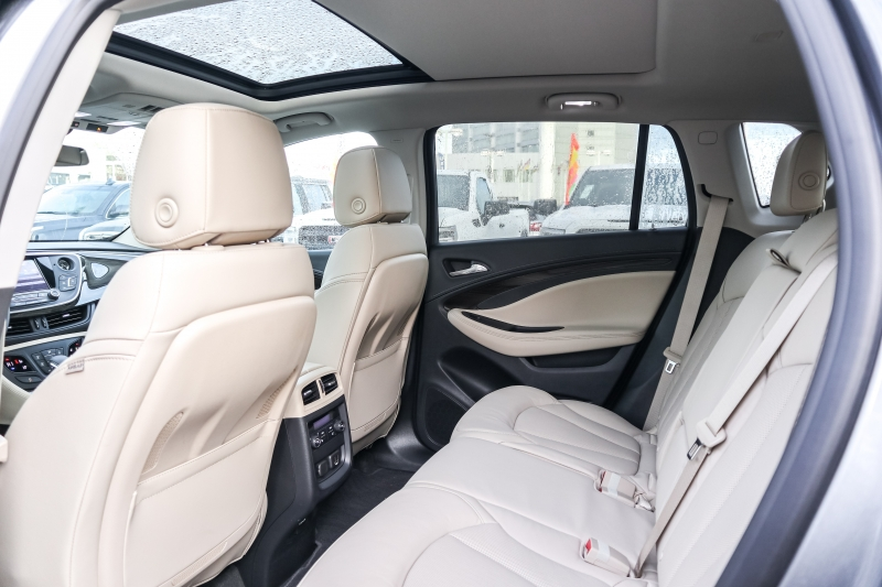 Buick Envision 2019 price $48,598