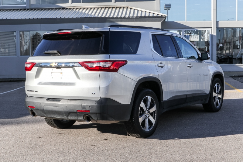 Chevrolet Traverse 2019 price $45,492