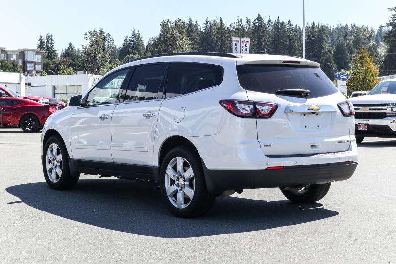 Chevrolet Traverse 2016 price $26,881