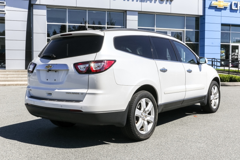 Chevrolet Traverse 2016 price $26,881