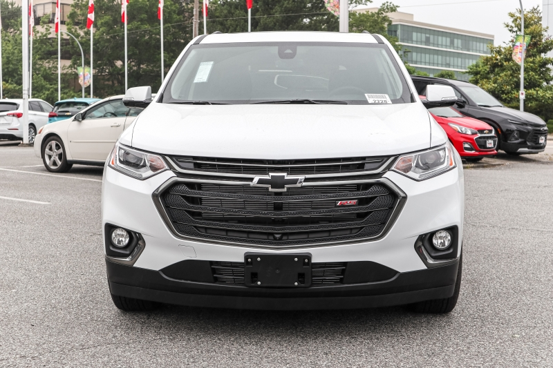 Chevrolet Traverse 2020 price $53,078