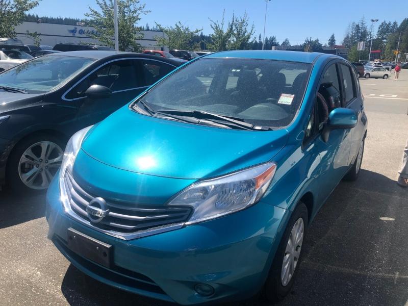 Nissan Versa Note 2014 price $8,888