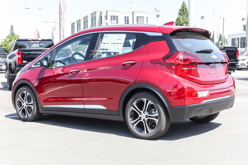 Chevrolet Bolt EV 2020 price $53,588