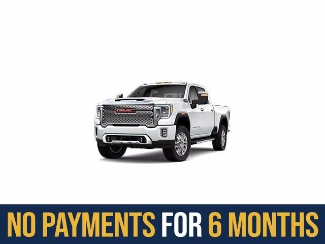 GMC Sierra 3500HD 2020 price $89,028