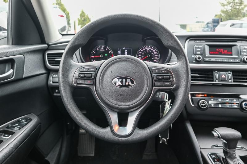 Kia Optima 2016 price $16,493