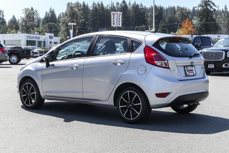 Ford Fiesta 2019 price $17,888