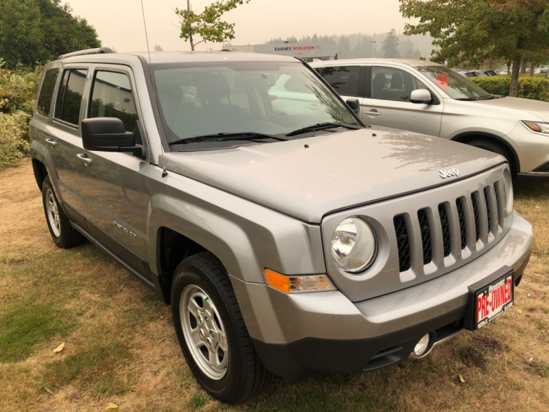 Jeep Patriot 2016 price $18,888