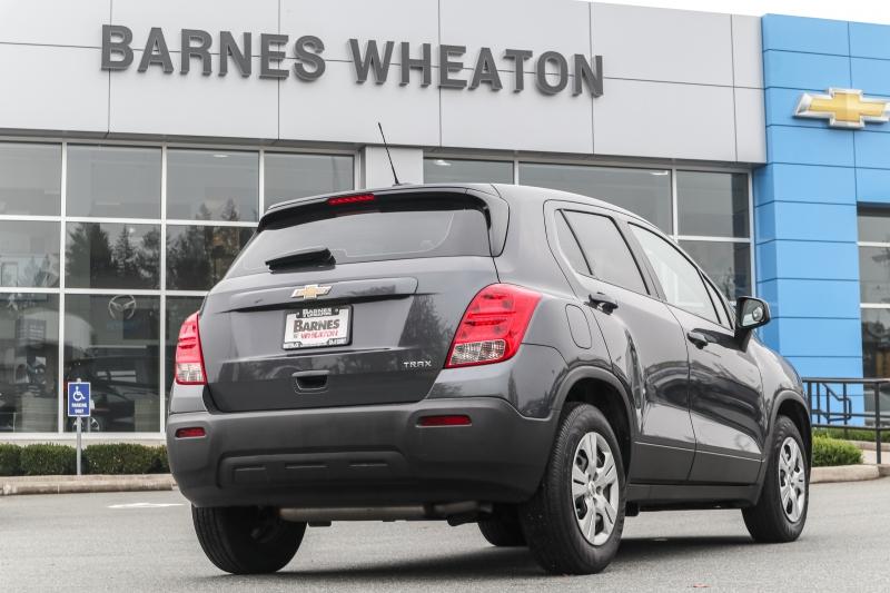 Chevrolet Trax 2015 price $13,888