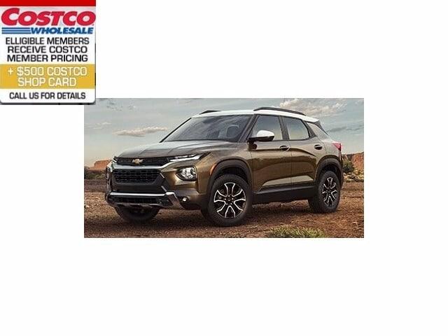 Chevrolet Trailblazer 2021 price $33,183