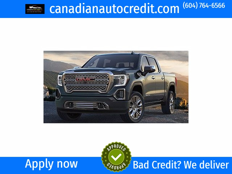 GMC Sierra 1500 2020 price $45,998