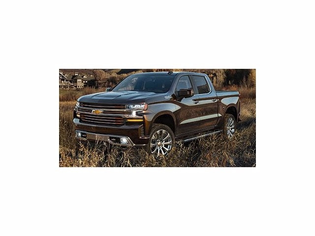 Chevrolet Silverado 1500 2020 price $58,158