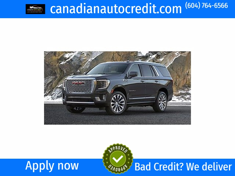 GMC Yukon 2021 price $93,848