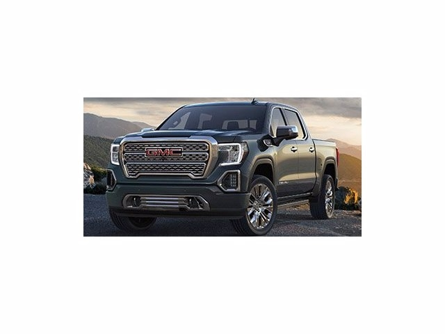 GMC Sierra 1500 2021 price $58,918
