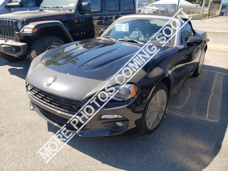 FIAT 124 Spider 2020 price $45,130