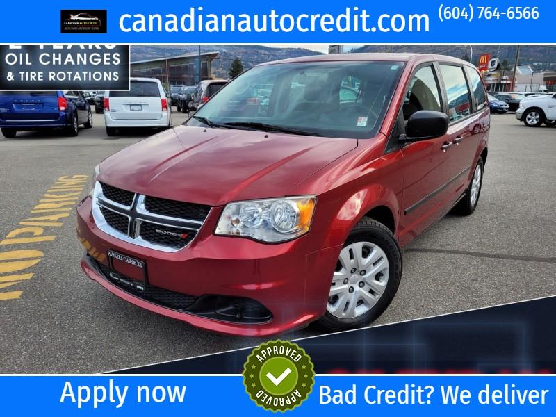 Dodge Grand Caravan 2014 price $11,800