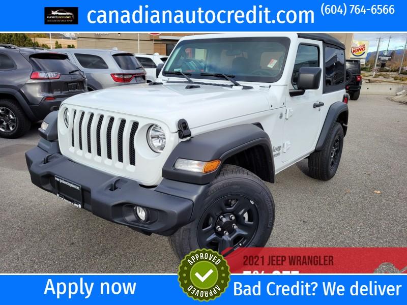 Jeep Wrangler 2021 price $39,985