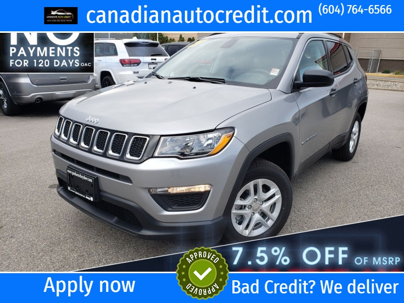 Jeep Compass 2021 price $34,530