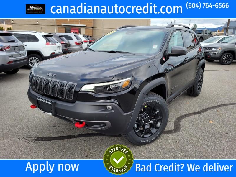 Jeep Cherokee 2021 price $49,555