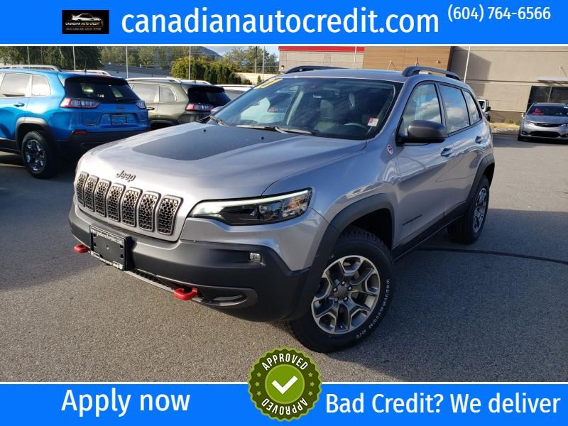 Jeep Cherokee 2021 price $51,035