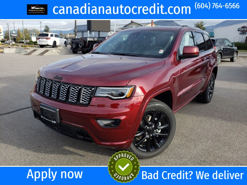 Jeep Grand Cherokee 2020 price $59,250