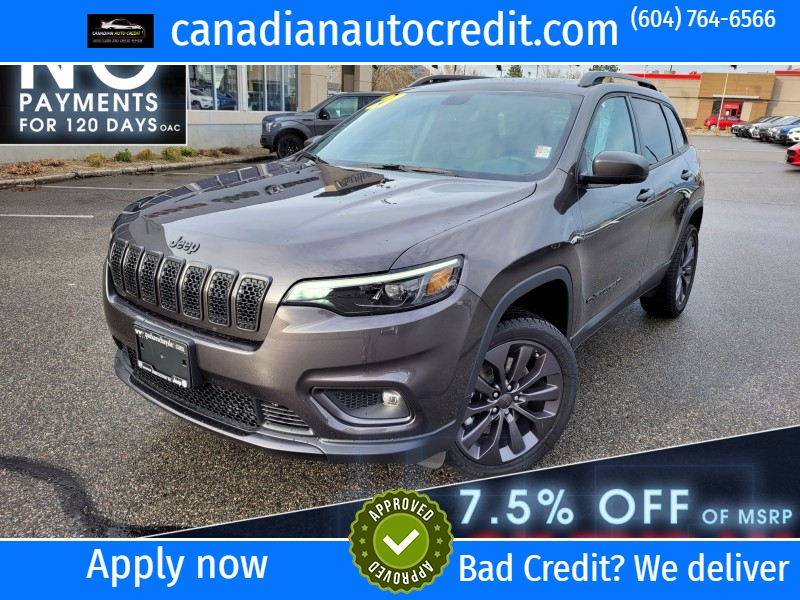 Jeep Cherokee 2021 price $46,915