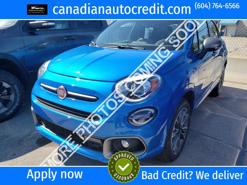 FIAT 500X 2020 price $37,630