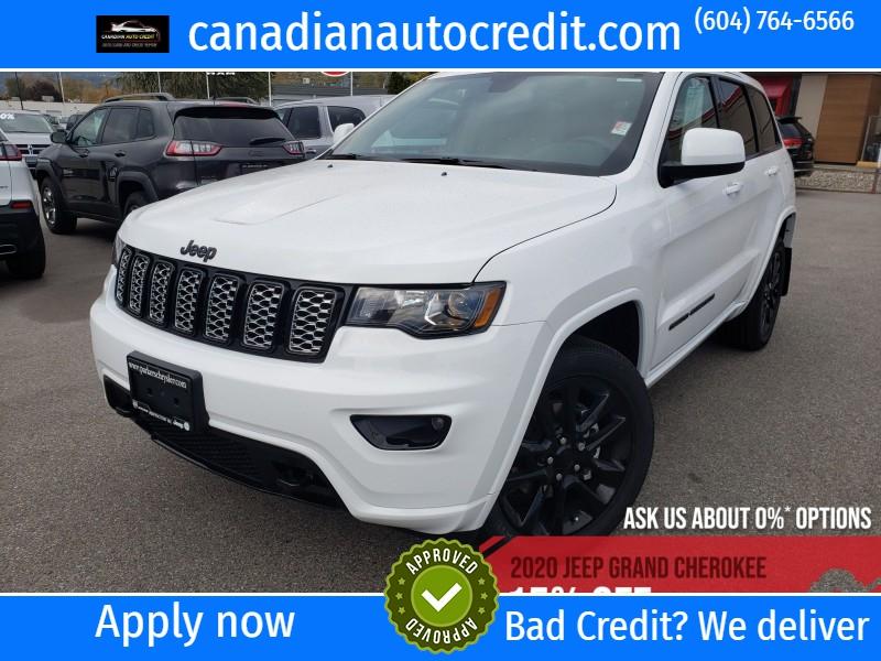 Jeep Grand Cherokee 2020 price $57,205