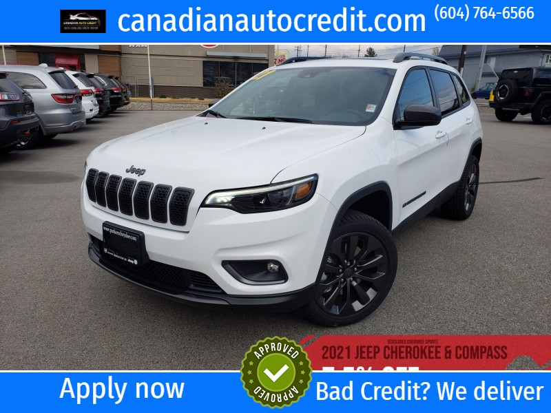 Jeep Cherokee 2021 price $47,365