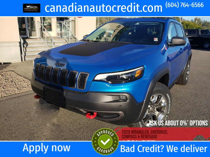 Jeep Cherokee 2020 price $50,430