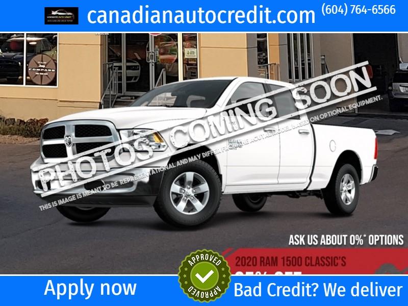 Ram 1500 Classic 2020 price $58,460