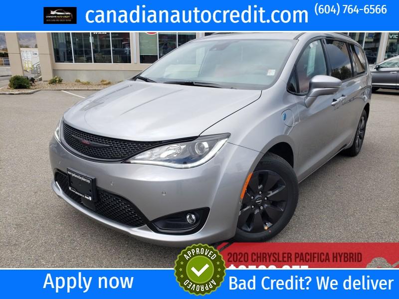 Chrysler Pacifica Hybrid 2020 price $63,025