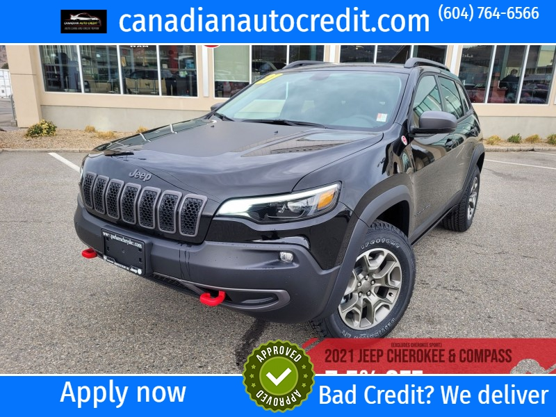 Jeep Cherokee 2021 price $45,655