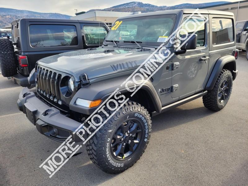 Jeep Wrangler 2021 price $46,045