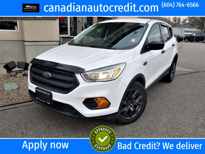 Ford Escape 2017 price $16,900