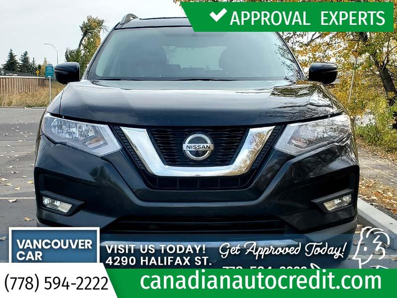 Nissan Rogue 2018 price $21,988