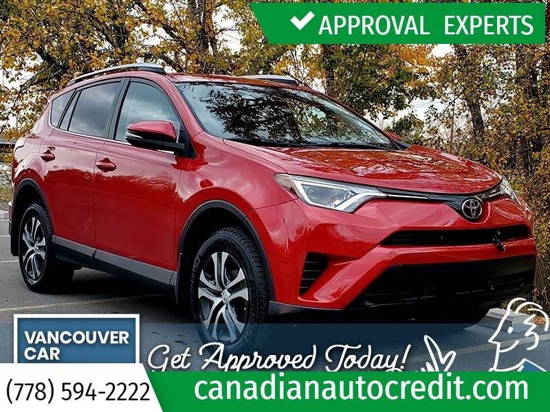 Toyota RAV4 2017 price $25,988
