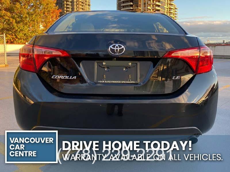 Toyota Corolla 2019 price $17,988