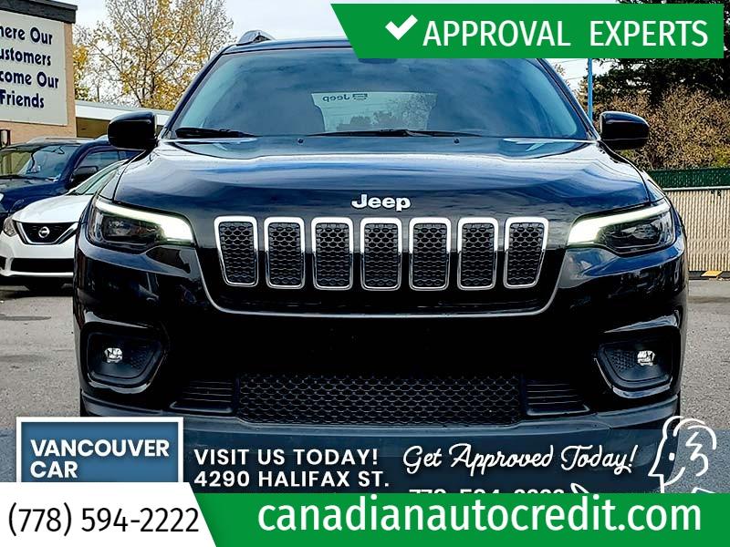 Jeep Cherokee 2019 price $27,988